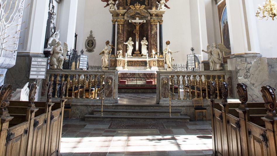 Trinitatis-Kirche in Kopenhagen: Werte wie harte Arbeit, Disziplin, Sparsamkeit und Ehrlichkeit tragen zum Wirtschaftswachstum bei.