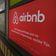 Umsatz von Airbnb halbiert sich