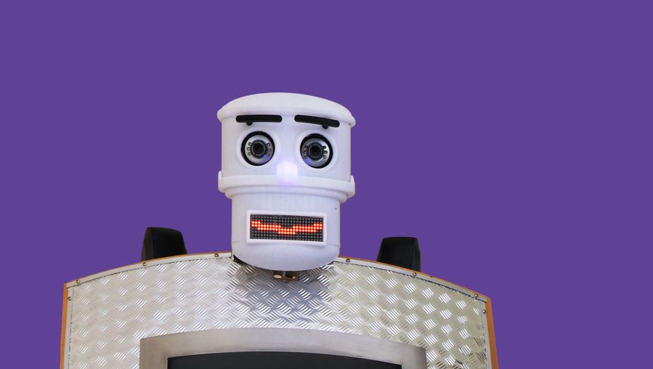 Roboter BlessU-2