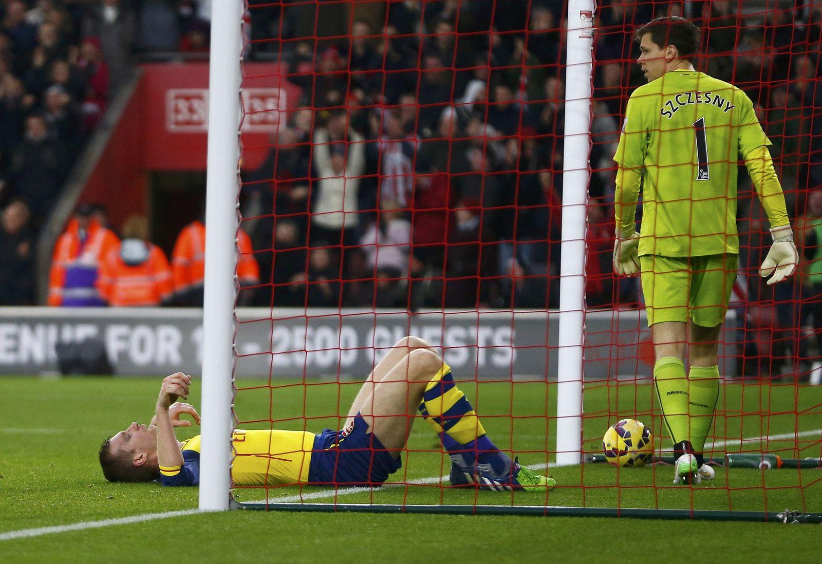 Arsenal Mertesacker