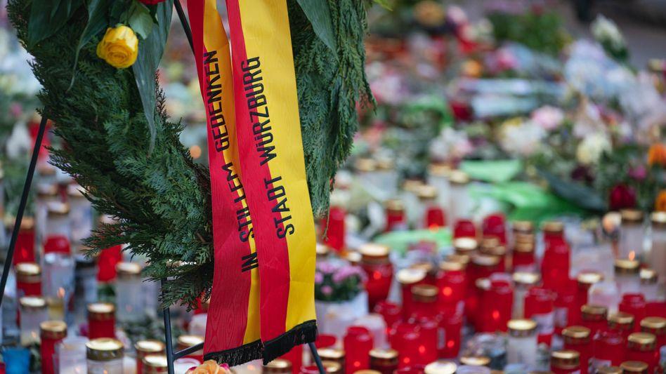 Tatort in Würzburg: Drei Frauen starben nach dem Messerangriff