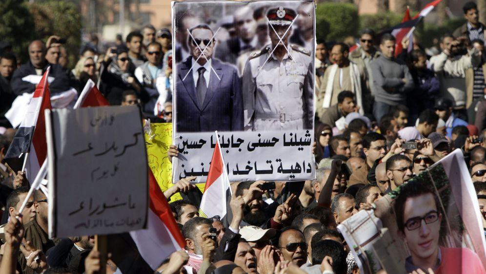 Revolution in Ägypten: Wie Aktivisten Videos als Waffen nutzen