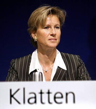 BMW-Hauptaktionärin Susanne Klatten: Ein Schweizer Bekannter soll die Milliardärin hereingelegt haben