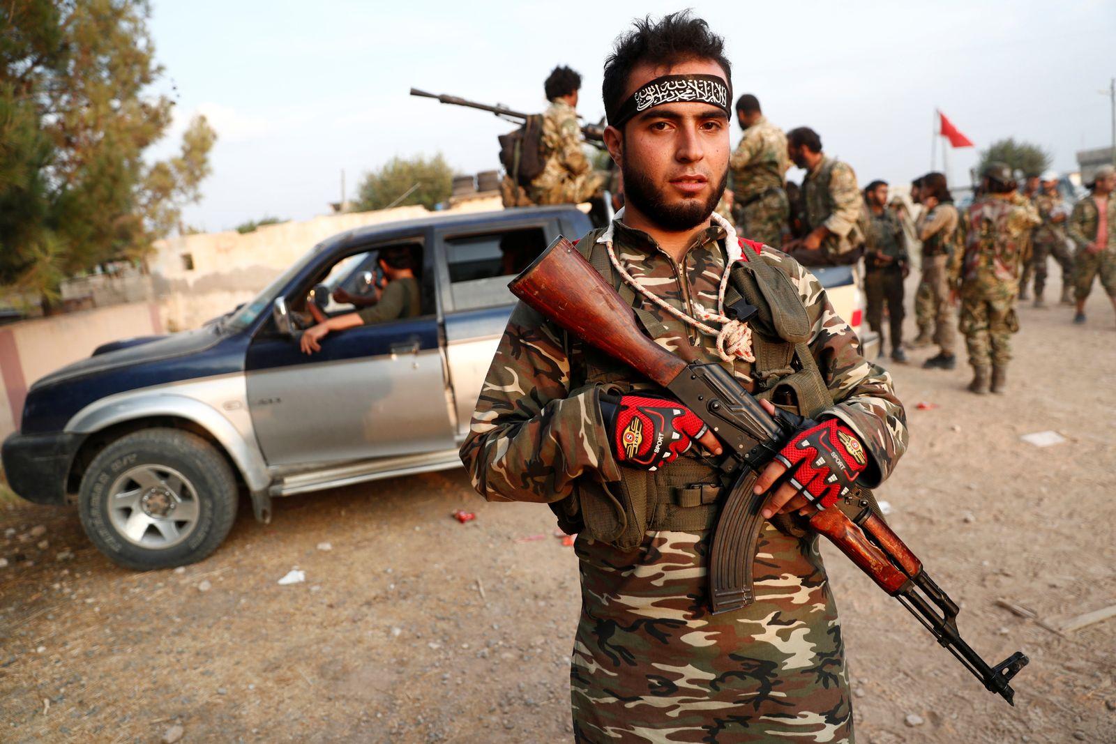 FSA Türkei Syrien