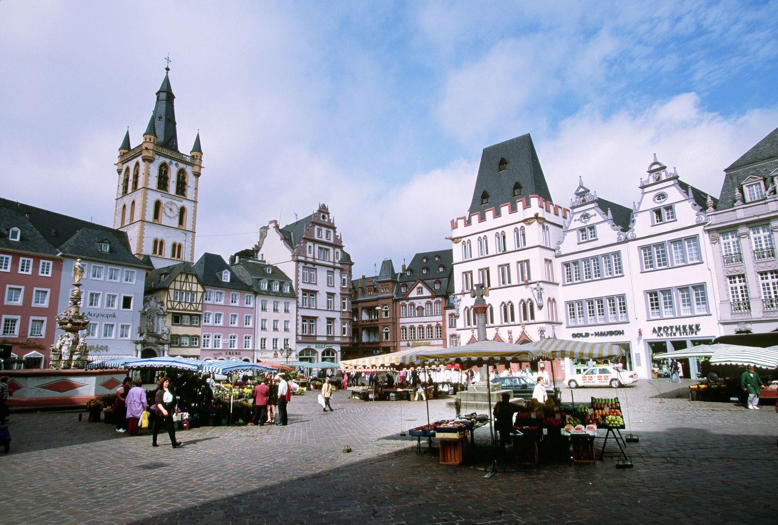 NICHT MEHR VERWENDEN! - Trier