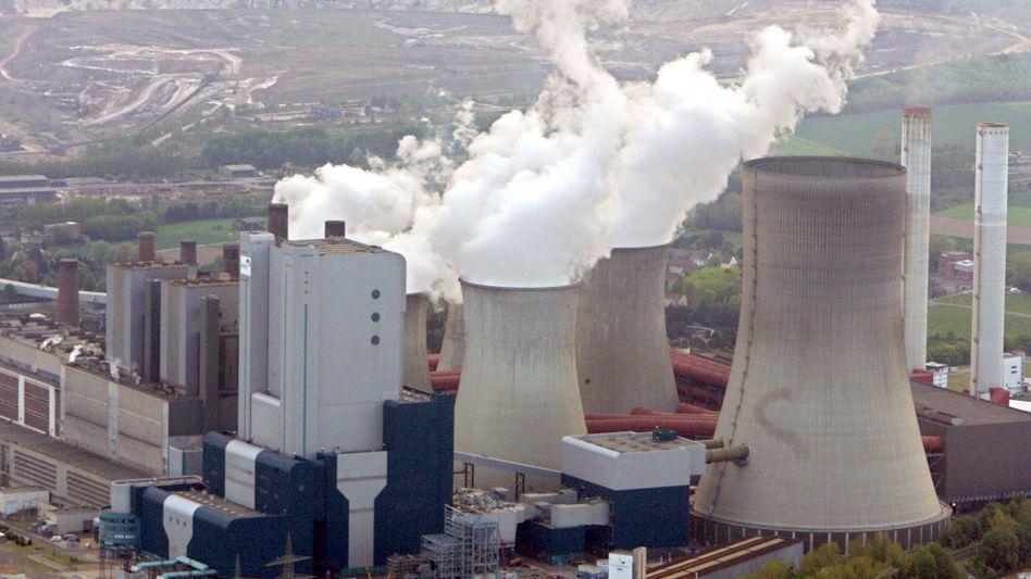 """RWE-Kohlekraftwerk Niederaußem: """"Emissionshandel lässt Spielraum"""""""
