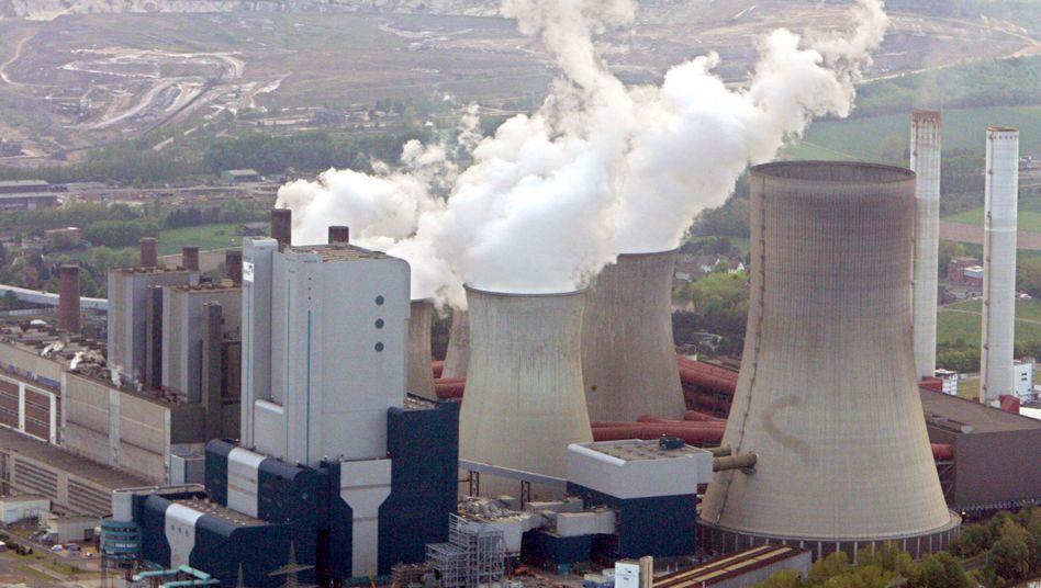 Braunkohlekraftwerk Niederaußem: Hunderte Millionen Euro Schaden