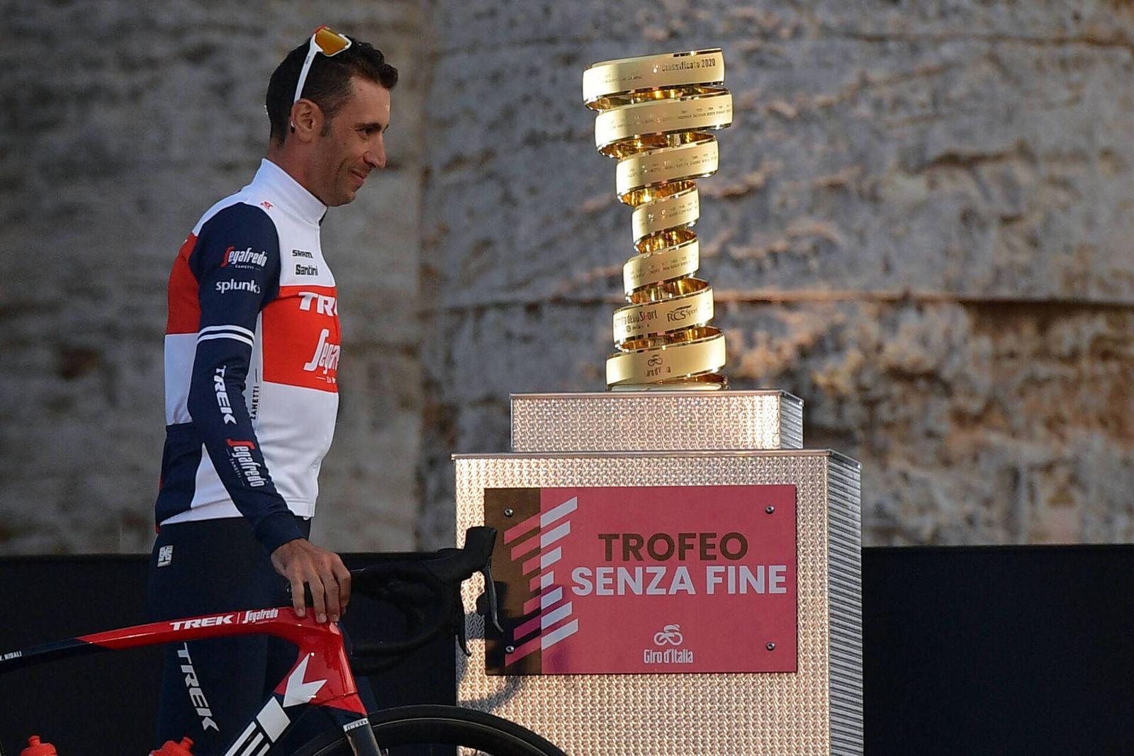 Photo Gian Mattia D Alberto/LaPresse October 01, 2020 Segesta, Palermo (Italy) Cycling Giro d Italia 2020 - 103th editi