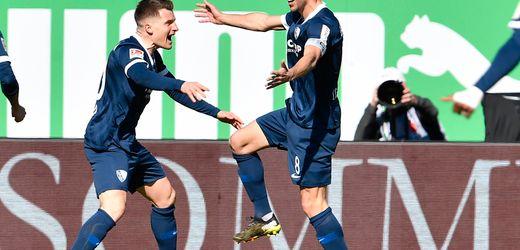 2. Bundesliga: Tabellenführer VfL Bochum besteht den ersten Härtetest