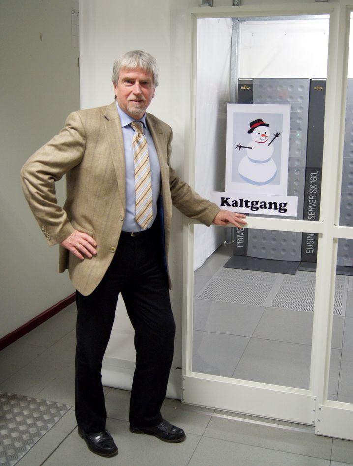 KBA-Chef Ekhard Zinke