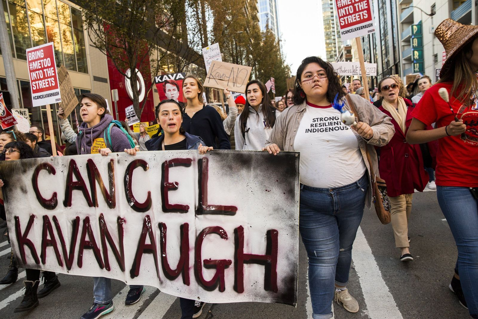 Supreme Kavanaugh Seattle