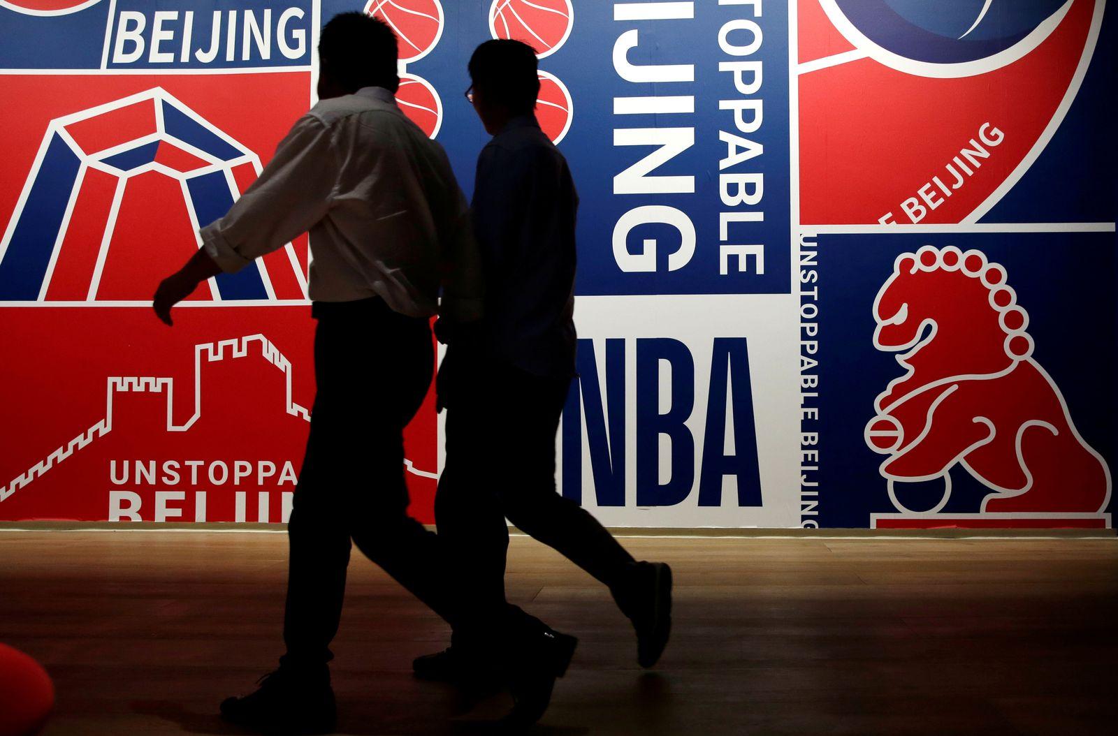 CHINA-BASKETBALL/NBA-JAPAN