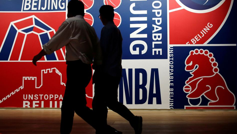 Die NBA hat in China einen herausragenden Stand - bis jetzt