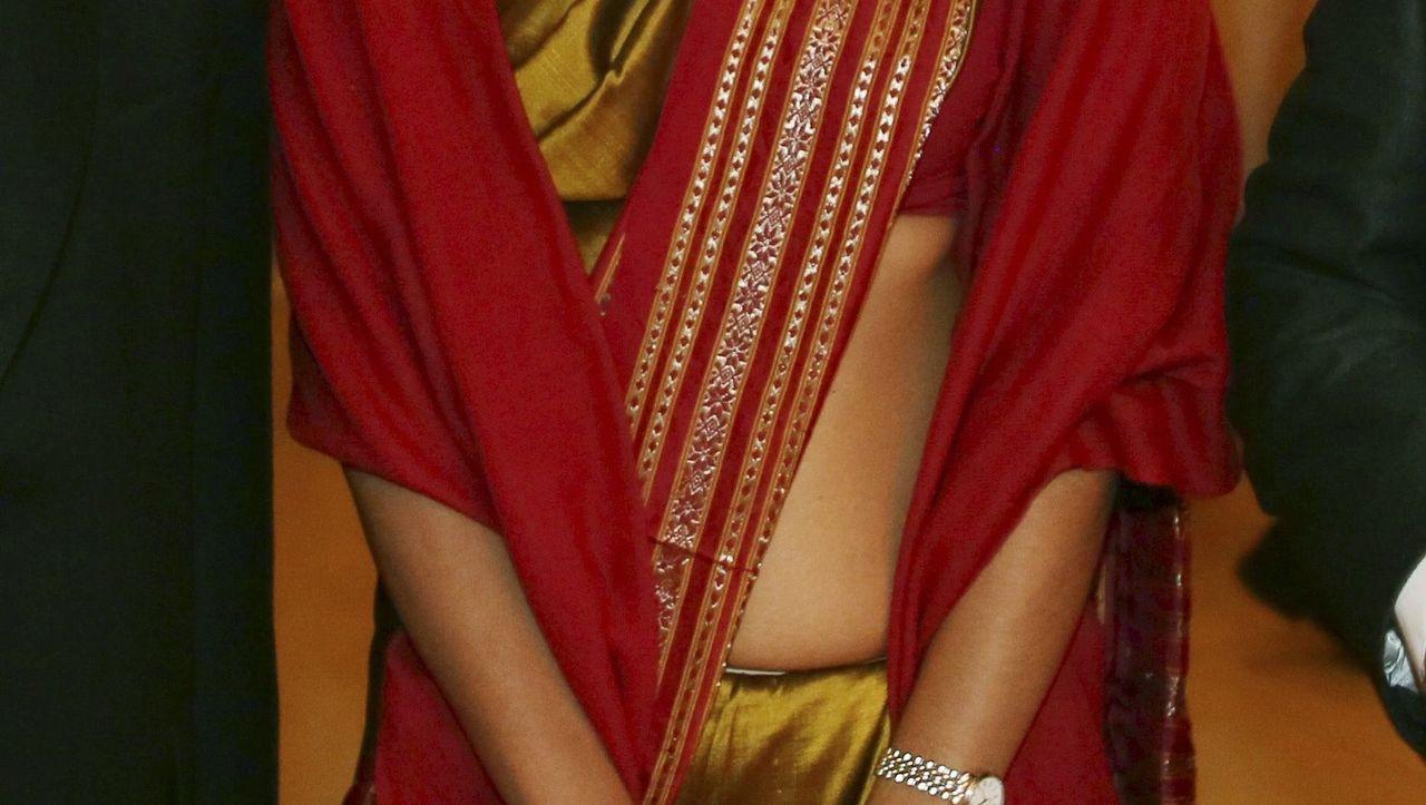 Indisches Hausmädchen