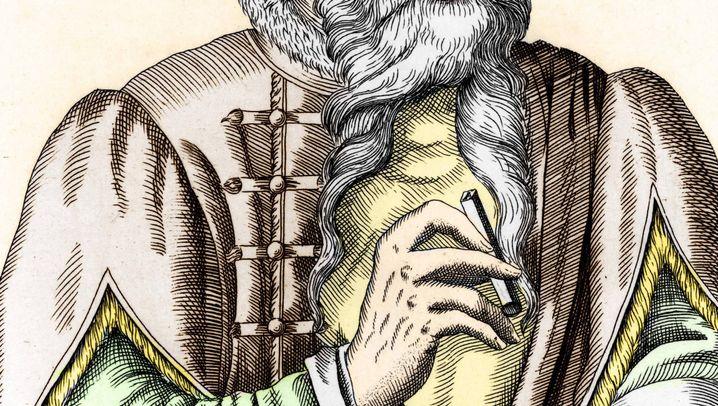 In sieben Schritten: Wie Johannes Gutenberg einem abtrünnigen Mormonen zu Sex auf dem Mond verhalf