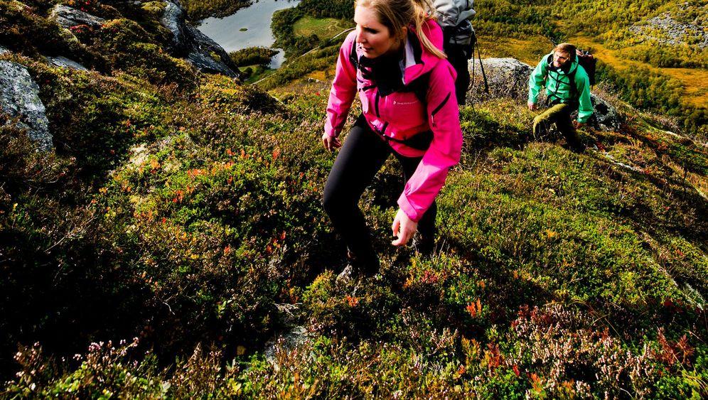 Wandern im Innerdalen: Fotogenes Norwegen