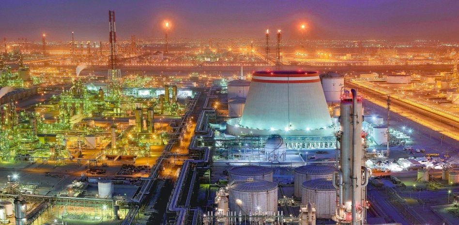 Ölraffinerie in Saudi-Arabien: Der Markt für spekulative Papiere hat sich verselbständigt