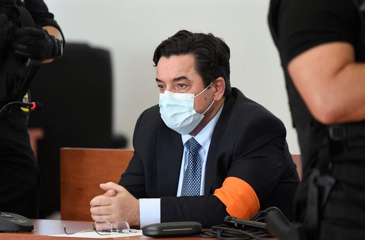 Hauptverdächtiger Márian Kocner: 19 Jahre Haft allein wegen Finanzdelikten