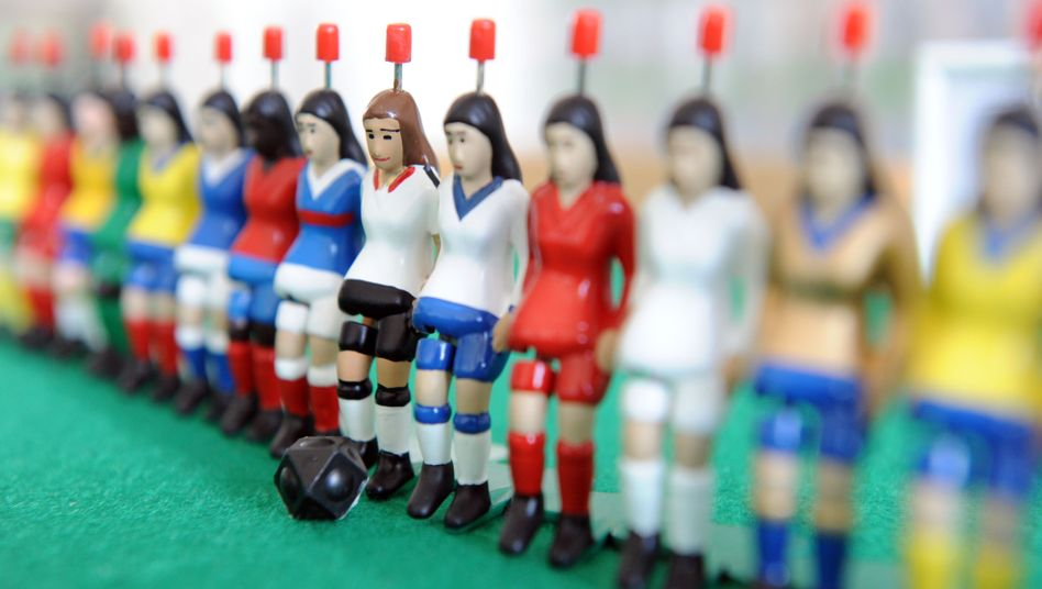 Frauen am Ball: Deutschen Firmenführungen fehlt der weibliche Kick