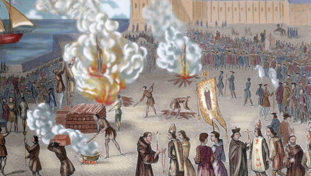 """Inquisition im Mittelalter: """"Tötet sie alle!"""""""