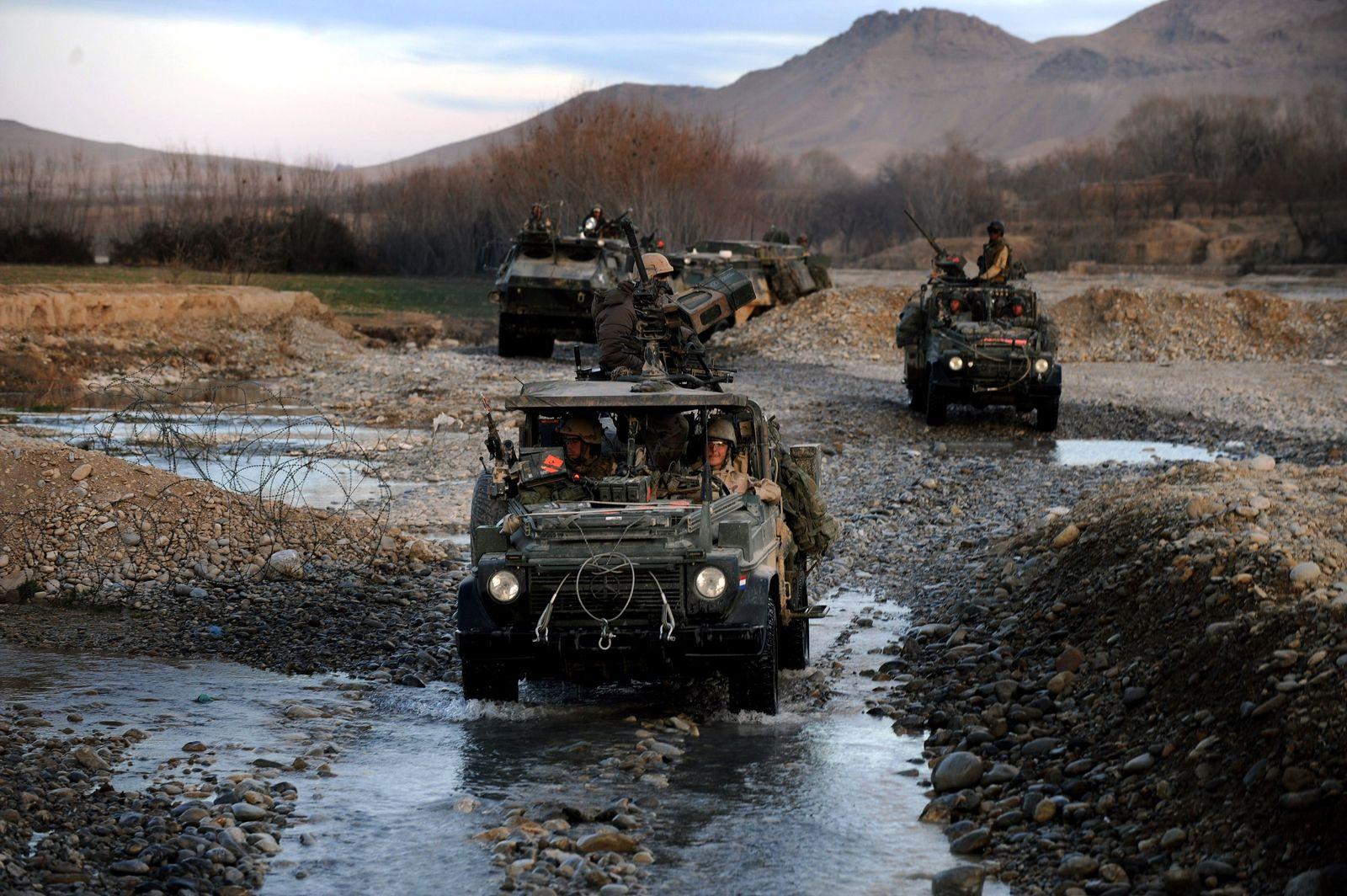 Niederlande Afghanistan