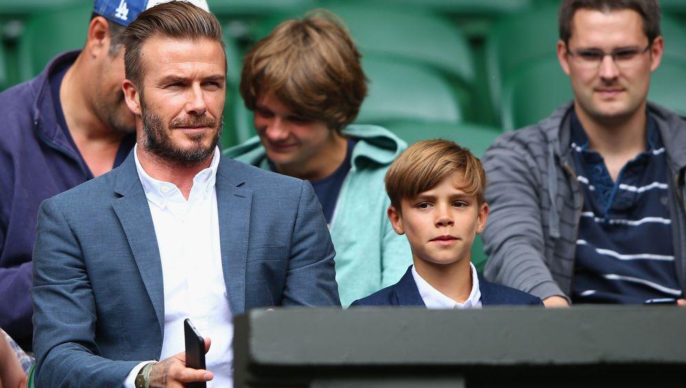 Wimbledon: Treffpunkt der Stars