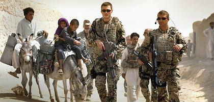 Bundeswehr in Afghanistan: 4500 deutsche Soldaten am Hindukusch