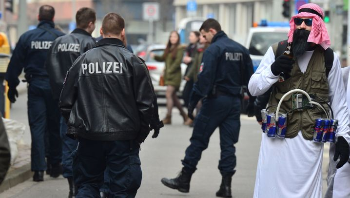 Terroralarm in Braunschweig: Der traurigste Karneval