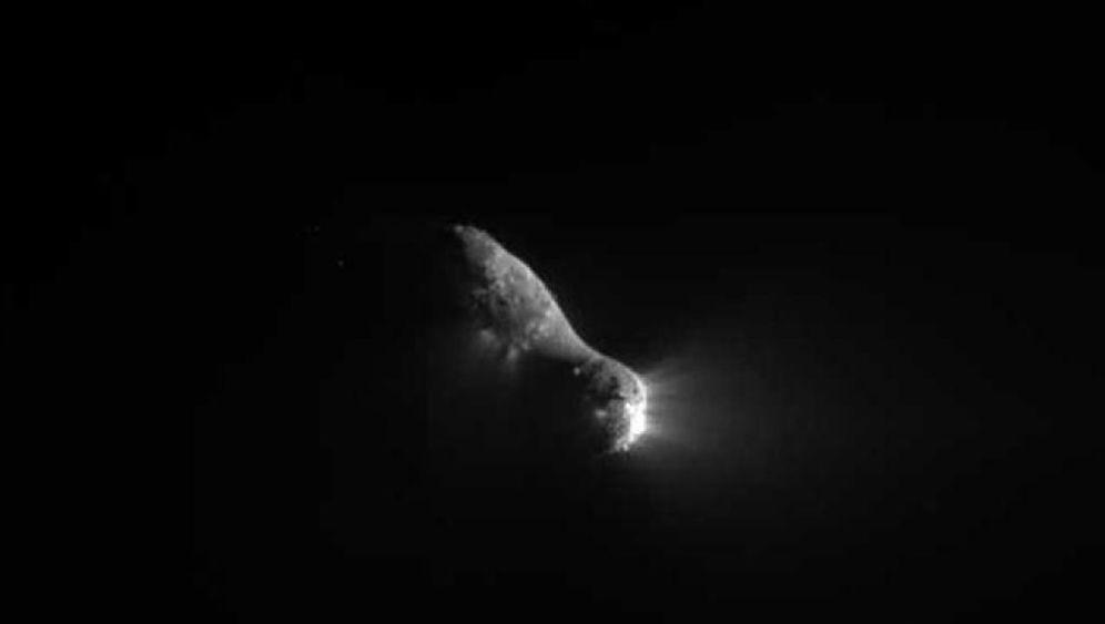 """""""Deep Impact"""": Rendezvouz mit Kometen"""
