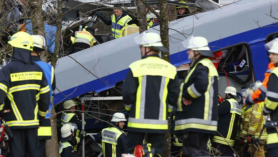 """Retter am Unfallort: """"Wenn man nicht priorisiert, bricht der Einsatz zusammen"""""""