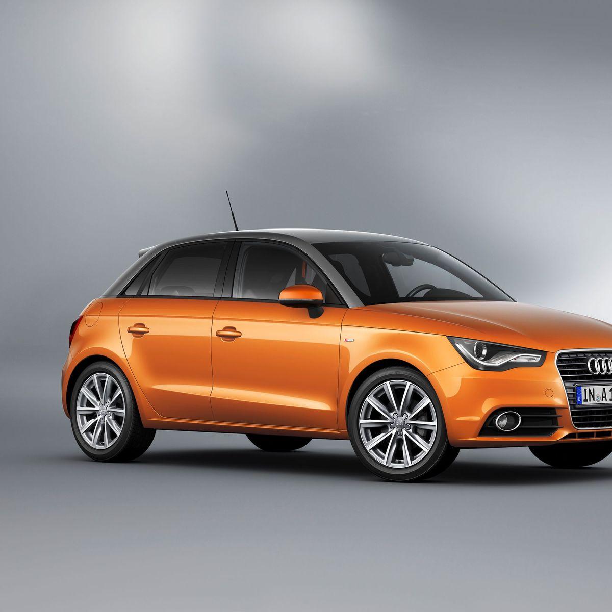 Audi A1 Sportback Zwei Turen Mehr Der Spiegel