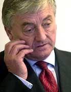 CDU-Stratege Klaus Landowsky gilt als Schlüsselfigur bei der Bankgesellschaft und trat mittlerweile ebenfalls zurück