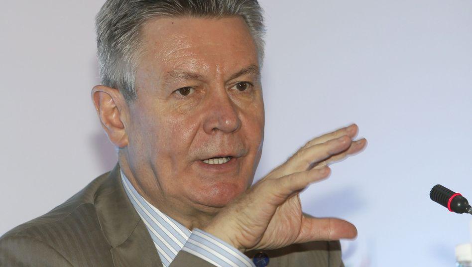 """De Gucht: """"Missbrauch der Investmentregeln ein für alle Mal verhindern"""""""