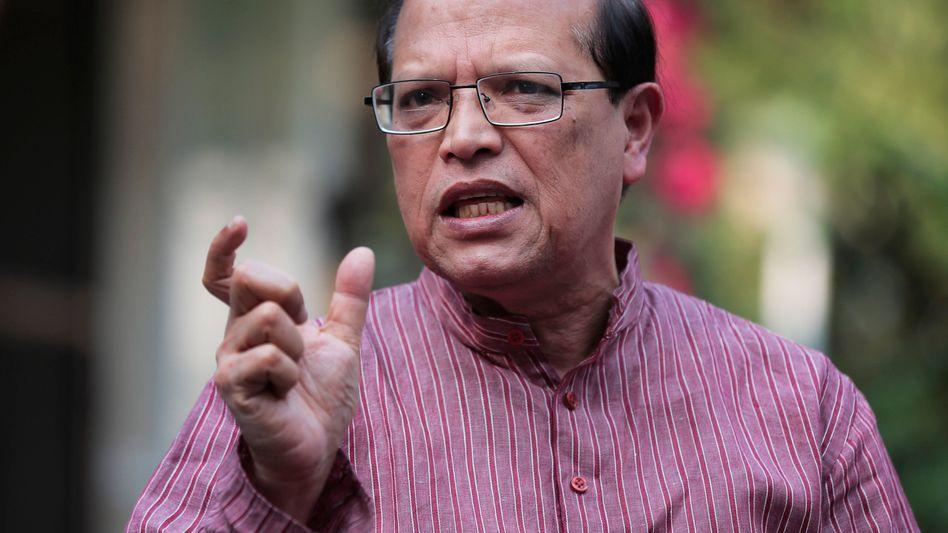 Ex-Zentralbankchef Atiur Rahman