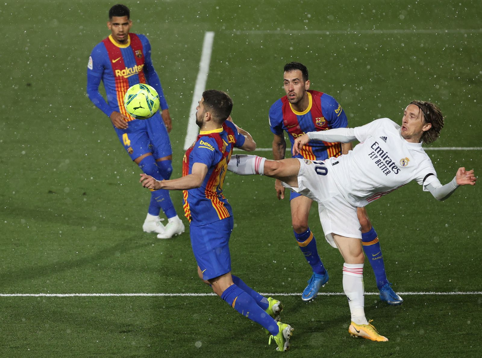 Real Madrid vs FC Barcelona