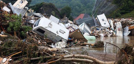 Förster zur Flut-Katastrophe: »Unsere Umwelt ist ganz schön kaputt«