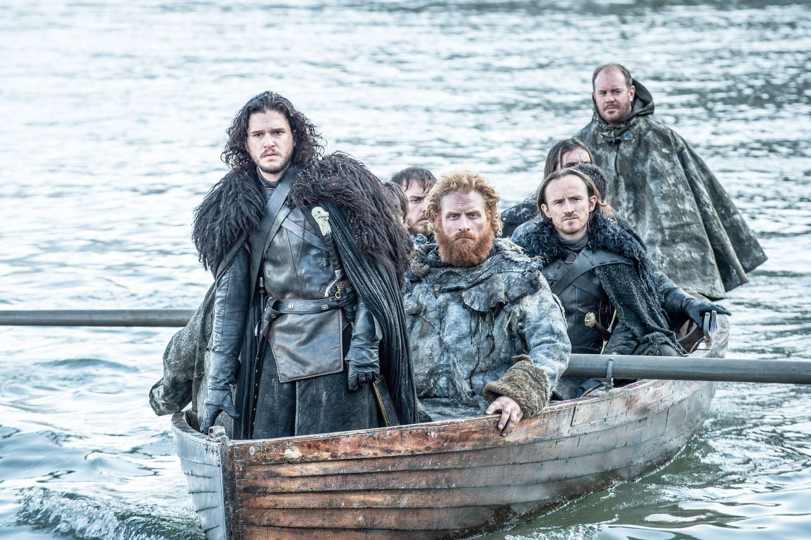 EINMALIGE VERWENDUNG TV/ Game of Thrones - Staffel 5