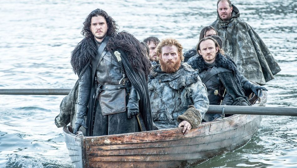 "HBO-Serie ""Game of Thrones"": Wird bald die siebte Staffel gedreht?"