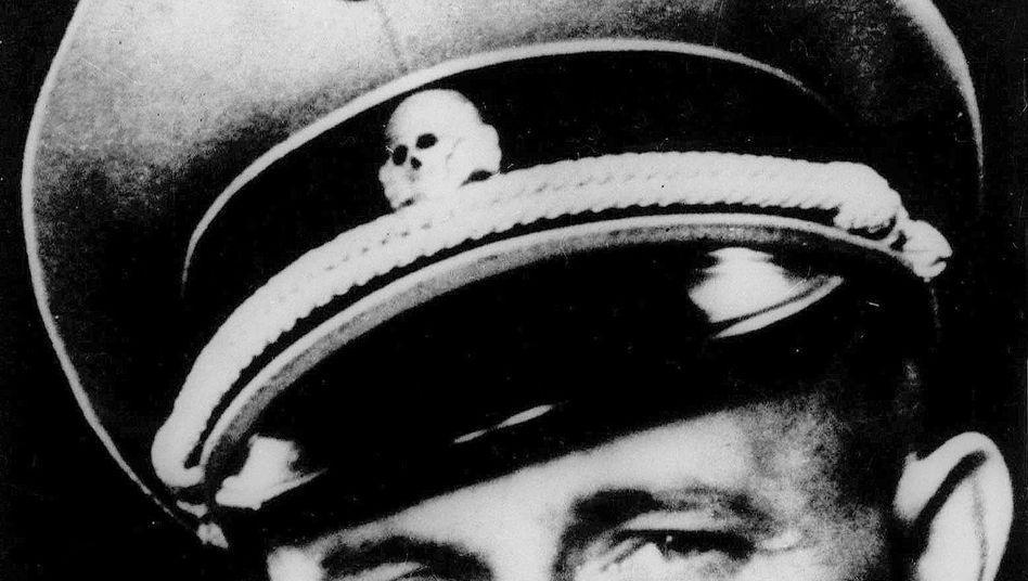 Adolf Eichmann: Der Holocaust-Organisator in seiner SS-Uniform