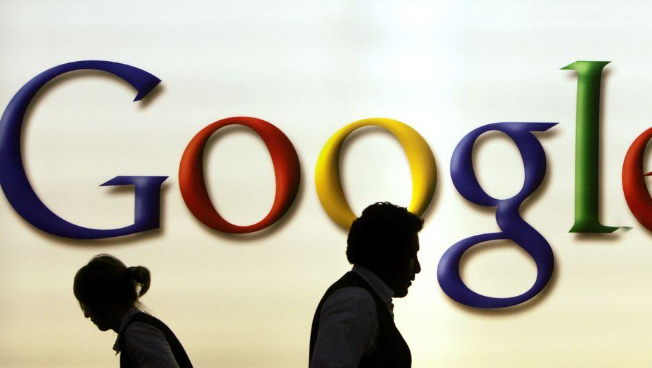 Google-Logo (Archivbild): Mehr Schwarze und unterrepräsentierte Gruppen einstellen