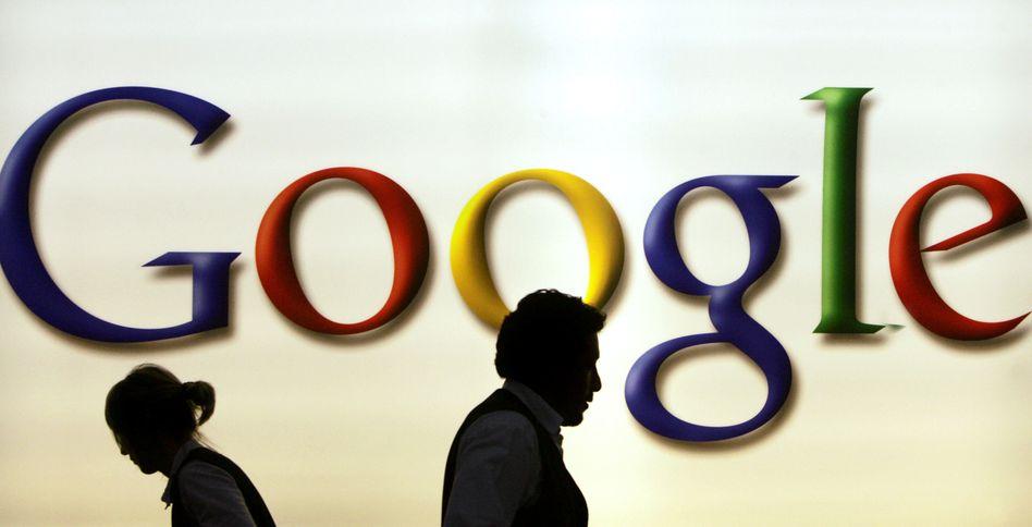 Firmenlogo von Google (Archivbild): »Den Monopolen klare Grenzen aufgezeigt«
