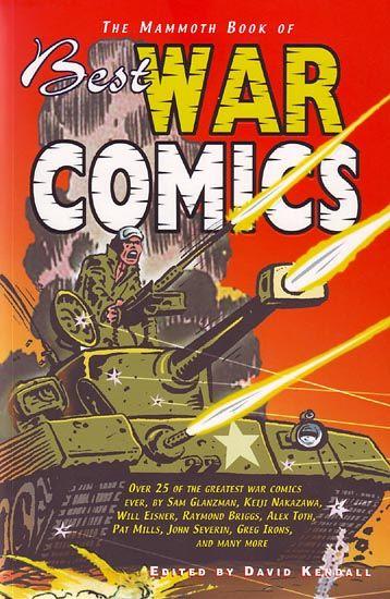 """Anthologie """"War Comics"""": Perlen der Anti-Kriegsberichterstattung"""