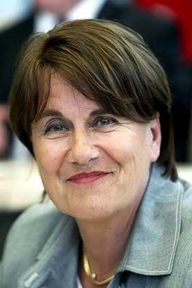 Bildungsministerin Erdsiek-Rave: Reformmotor angeworfen