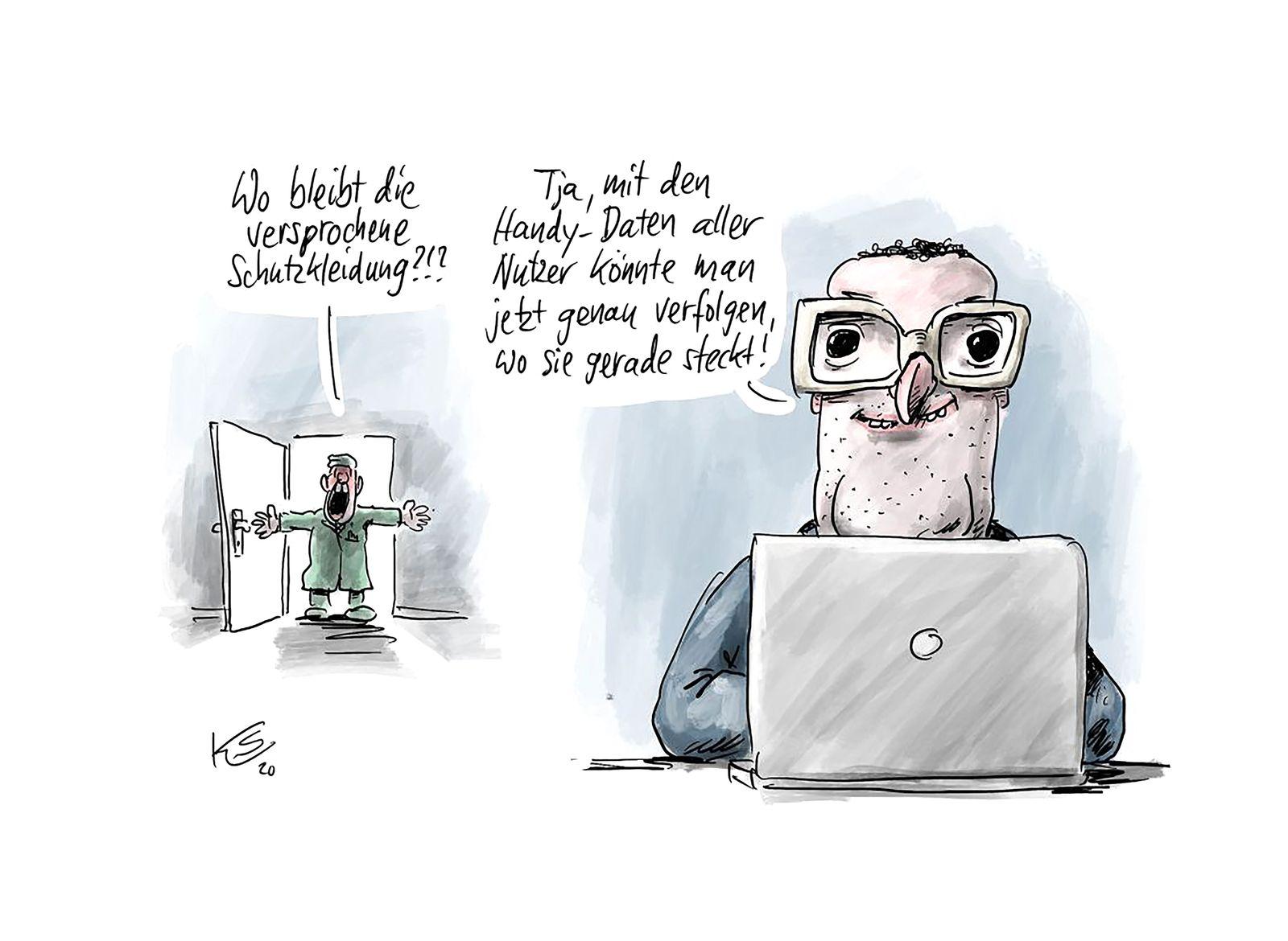 Cartoons/ 31.03.20