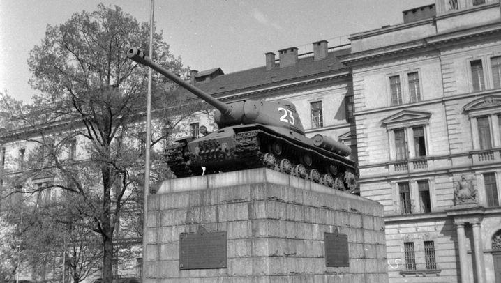 Die wechselvolle Geschichte von Panzer Nummer 23