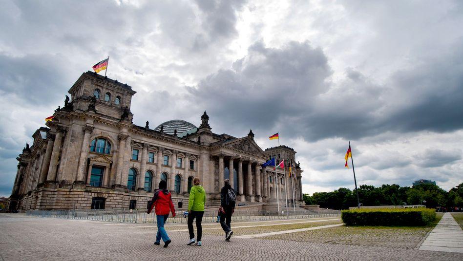 Bundestag: Wie sicher ist die Kommunikation der Abgeordneten?