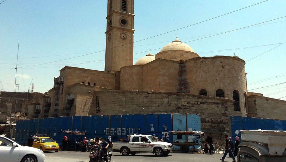 Katholische Kirche in Mossul: Asyl in Frankreich?