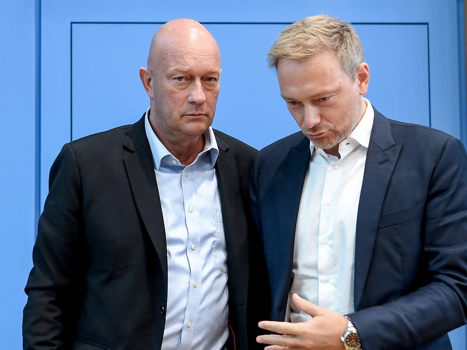 Endgültiges Ergebnis für die Landtagswahl in Thüringen