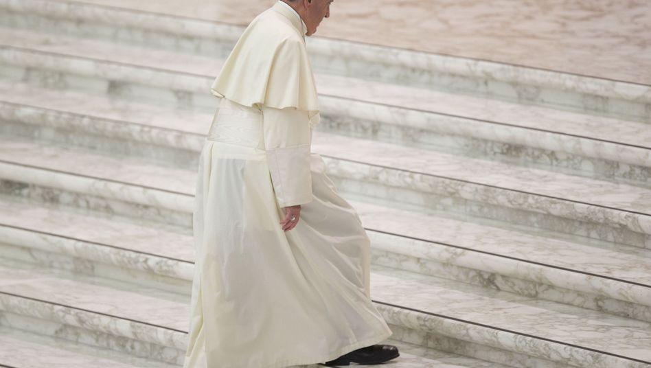Papst Franziskus: Druck von konservativen Katholiken
