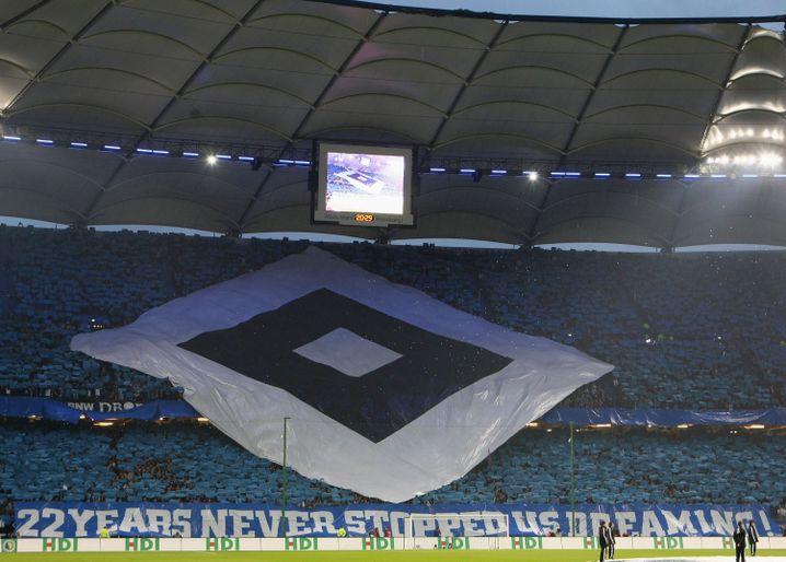 HSV-Fans in der HSH-Nordbank-Arena: Sponsor zieht sich zurück